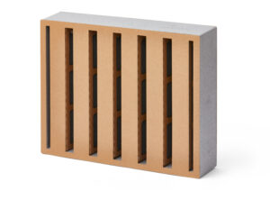 Activated Carbon Air filter for odor