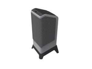 Pure Air Shield - Commercial grade air purifier
