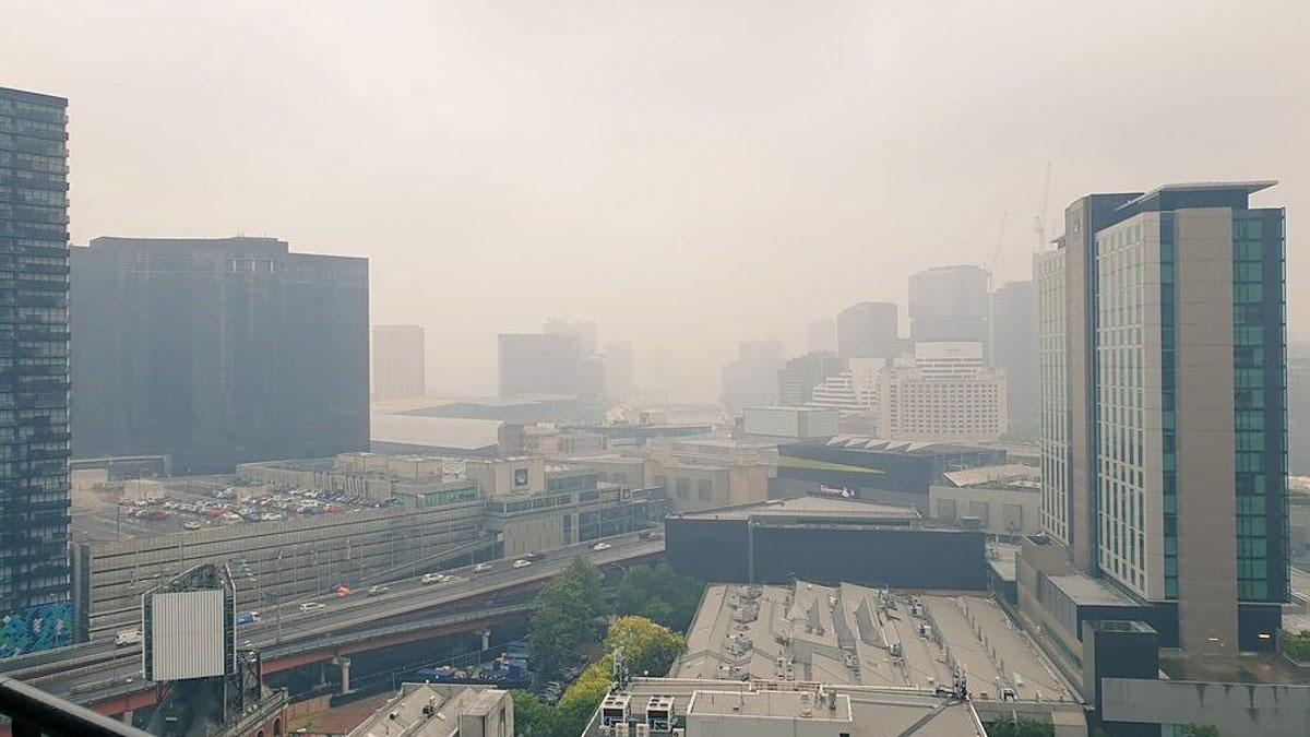 melbourne air quality